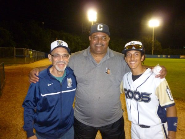 Coach, David Rodriguez & Bobby