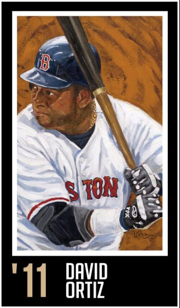 David Ortiz - Roberto Clemente Award Winner