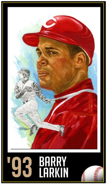 Barry Larkin - Roberto Clemente Hall of Fame