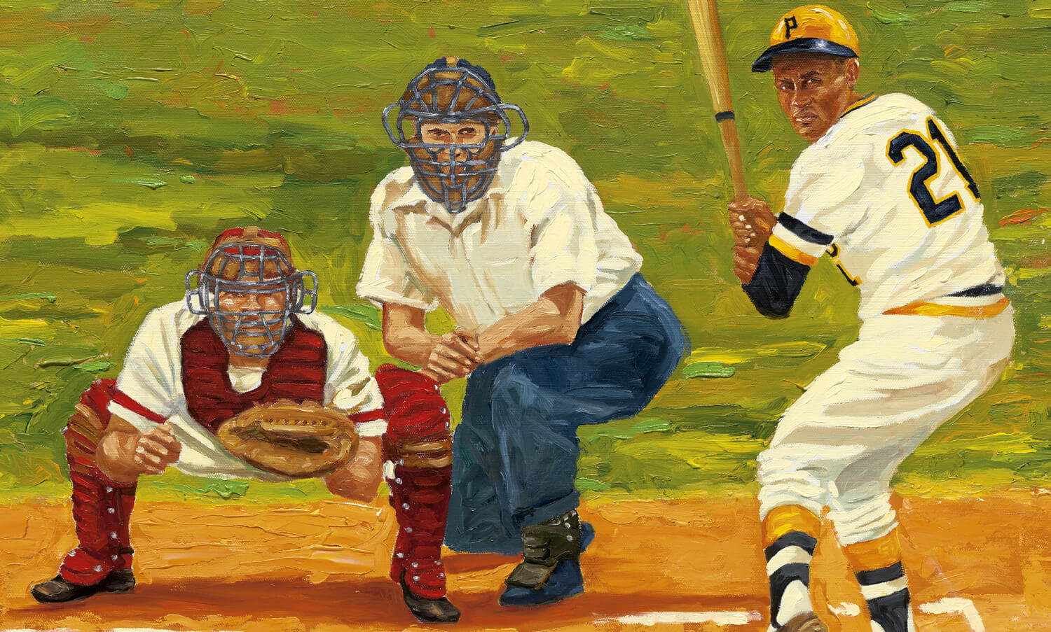 best service cc343 46b2f Dick Perez Clemente Gallery - Roberto Clemente Foundation